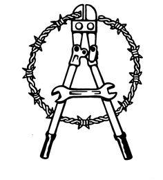 no nations no borders Kritzelei Tattoo, Wörter Tattoos, Sleeve Tattoos, Tattoo Flash, Molotov Tattoo, Anarchist Tattoo, Border Tattoo, Peter Pan Art, Arte Punk