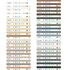 Grout Chart Laticrete paper color chart for grout Best Flooring, Grey Flooring, Vancouver, Rubber Tiles, Grey Grout, Sanded Grout, British, Black Tiles, Mosaics