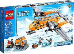 LEGO City Set #60064 Arctic Supply Plane LEGO http://www.amazon.com/dp/B00M10DGW6/ref=cm_sw_r_pi_dp_TERCub04F8PF6