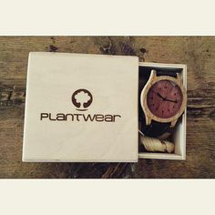 wooden case | wooden dial | vintage leather strap | #wearwithpride