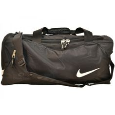 Nike Max Air Large Black Team Training Duffel Bag BA4015 at  OrlandoTrend.com  Nike  OrlandoTrend efd0012fe6635