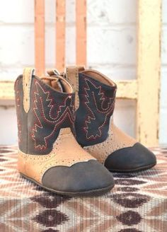 Baby cowboy boots
