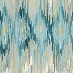 Loom in Jewel Glass Loom, a jewel glass mosaic shown in Quartz, Aquamarine, Tanzanite and Turquoise. Part of the Ikat Collection by New Ravenna Mosaics. New Ravenna Mosaics Tile Patterns, Textures Patterns, Print Patterns, Weaving Patterns, Food Patterns, Mosaic Backsplash, Mosaic Tiles, Tiling, Mosaic Bathroom
