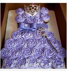 Prinsesse kage