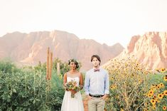 Farm fresh editorial with a Red Rock backdrop