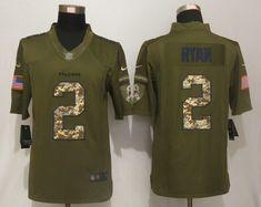 baa1accde Atlanta Falcons 2 Ryan Green Salute To Service New Nike Limited Jerseycheap  nfl jerseys,cheap mlb jerseys from cheapnflshop.