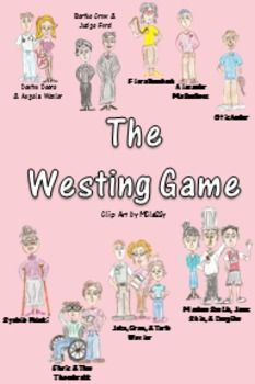 The Westing Game Character Cards | Westing Game | The