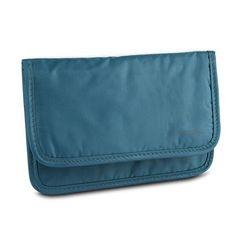 Safe ID Hack-Proof Medium Wallet with RFID Blocking