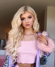 If you need Ukrainian beauty, so this site is what are you looking for. Loren Grey, Pretty People, Beautiful People, Beautiful Women, Gray Instagram, Grey Outfit, Pink Outfits, Hair Beauty, Long Hair Styles
