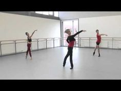 Port De Bras is a natural progression from Core de Ballet which was a gentle introduction to balletic exercises intended to stretch and tone. This instalment introduces a more complex series of exercises aimed at toning the whole body. Port De Bras follows on from this, introducing movement and centre practise to provide a fuller workout.