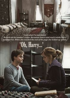 When Harry finds the letter to Sirius from Lily. I wish this scene had not been deleted from the movie.