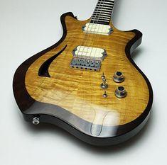Stuart Keith Guitars June