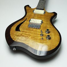 Stuart Keith Guitars June