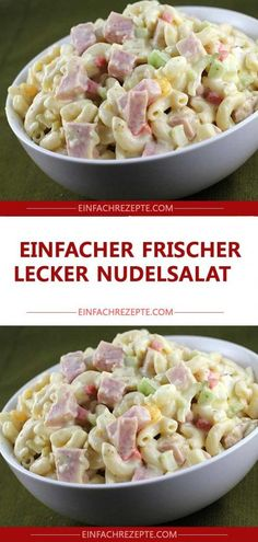 Simple and tasty pasta salad 😍 😍 😍 Informations About Einfacher frischer lecker Nudelsalat 😍 😍 😍 Pin Healthy Cookie Recipes, Baby Food Recipes, Indian Food Recipes, Healthy Dinner Recipes, Vegetarian Recipes, Ethnic Recipes, Meat Recipes, Crock Pot Recipes, Chicken Recipes