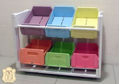 Organizador infantil_passo-a-passo em www.joiadecasa.com.br