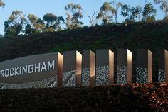 Rockingham entry statement / Danthonia Designs