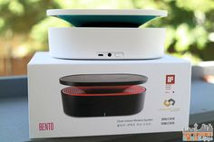 Finally! A wireless speaker for people who don't want to learn how to pair their device to a standard Bluetooth speaker. Face it, pairing isn't always easy and it doesn't always happen the first time, especially if you're like me and have a phablet as your primary device. Now there's the Oaxis Bento Magnetic Induction Close Contact Wireless Speaker that simply works, every single time. - No Bluetooth, NFC, or Pairing required! ad