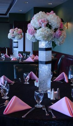 Wedding Reception Ideas, for more visit: www.facebook.com/Gelinligimm                       Now think of it in blue
