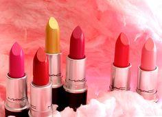 The MAC Playland Lipsticks, April 2014