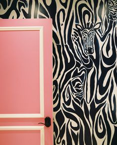 pink zebra wallpaper for bedrooms 1000 images about bedroom ideas on 19491