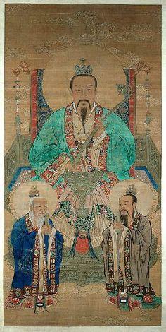 Chinese Taoist art