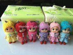 Aliexpress.com: Koop 4 stks NIEUWE Kinderen Speelgoed Zachte Interactieve Baby Poppen Speelgoed Mini Pop Voor meisjes en jongens Gratis Verzending van betrouwbare speelgoed repeater leveranciers op Little little Toy store