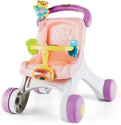 Fisher-Price Stroll and Play Walker