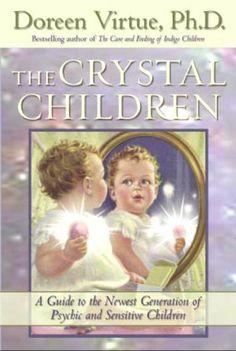 The Crystal Children Doreen Virtue: Books