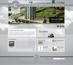 ginza corner hotel design