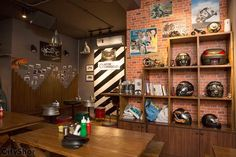 A good atmosphere especially amongst the biker community. #Food #Cafe #FastFood #CityShorBengaluru