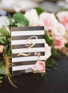 Modern Glam Wedding Inspiration. Photography: Chelsey Boatwright Photography - chelseyboatwright.com