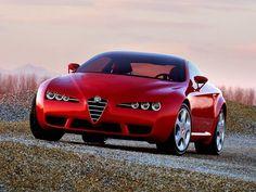 Alfa Romeo - Brera Concept
