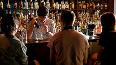 Rum Bar... Kingston Foreshore's new boutique watering hole.