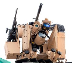 Rocketumblr | Protector RWS Remote Weapon Station