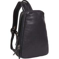 Buy the Derek Alexander Leather Small Backpack Sling at eBags - experts in  bags and accessories 133ffd2a35f7d