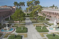 John and Mable Ringling Museum of Art in Sarasota —