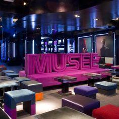 Design z dílny předního madridského studia Parolio | Club Musée, Madrid
