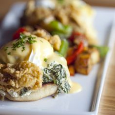 Atlanta loves many things, from steakhouses and oysters to cocktails and burgers. But weekend brunch is the only option where everyone can agree. Some of Atlanta's top spots offer brunch on Sundays, while others serve all weekend long — one even stretching to Monday night. So whether ...