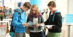 Einstieg in Hannover - Die Studien- und Berufswahlmesse Einstieg findet am 3. und 4. Juni erstmals in Hannover statt. Hier findest du alle Infos rund um das Angebot der Messe!