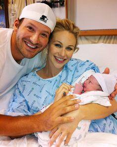 Hawkins Crawford Romo. Candice Crawford gave birth to her first son with Dallas Cowboys quarterback Tony Romo on Apr. 9 2012