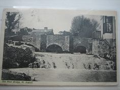 """OLD WEST BRIDGE 