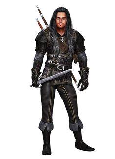Man, Medieval, Historical, Sword