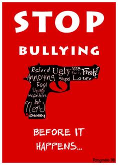 Anti Bullying! - www.bullingendshere.com