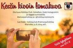 Lisätietoja: www.holidayclub.fi/winaspaholiday