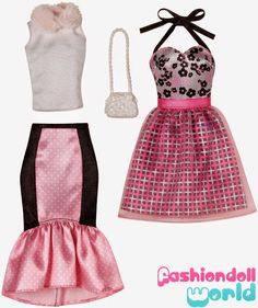 barbie fashion pack - Bing Images