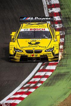 Timo Glock - BMW M3 DTM - 2013