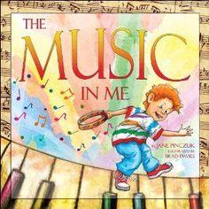 Music in me - book idea for the music classroom Reading Music, Music Books, Music Music, Children's Books, Kindergarten Music, Preschool Music Activities, Preschool Plans, Preschool Books, Music Lesson Plans