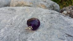 The Protector! Powerfull, Authentic, High quality healing gemstones with Healing Gemstones, Jewelry Design, Unique Jewelry, Amethyst, Gemstone Rings, Unisex, Sterling Silver, Trending Outfits, Gallery