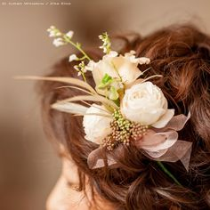 Zita Elze Design Academy Floral Headdress from the Wedding Design class London Flower School Floristry Classes SC s -1213_wm
