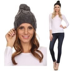 Hat has a slouchy fit with stretch. Hat and scarf both feature a cable knit pattern in a solid color. Very soft and warm. Perfect for the colder seasons! Your go-to hat Hat Sizes, Knit Patterns, Dress Outfits, Dresses, Beanie Hats, Cable Knit, Winter Hats, Warm, Seasons